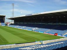 Portsmouth FC - Fratton Park Stadium