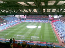 Aston Villa Football Stadium
